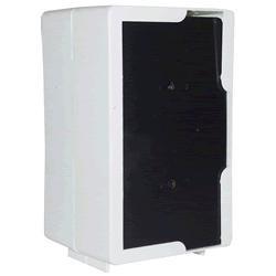Porta Guardanapo TV Plastico Branco